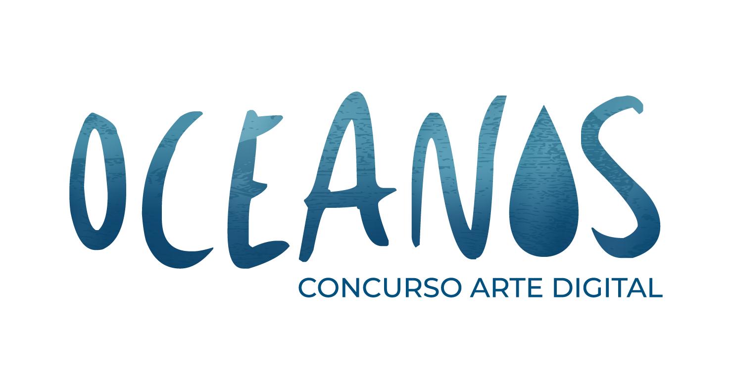 Logo ConcursoArteDigitalOCEANOS PT